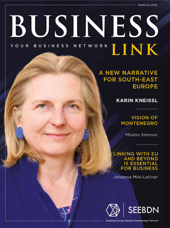 Business Link Magazine No2